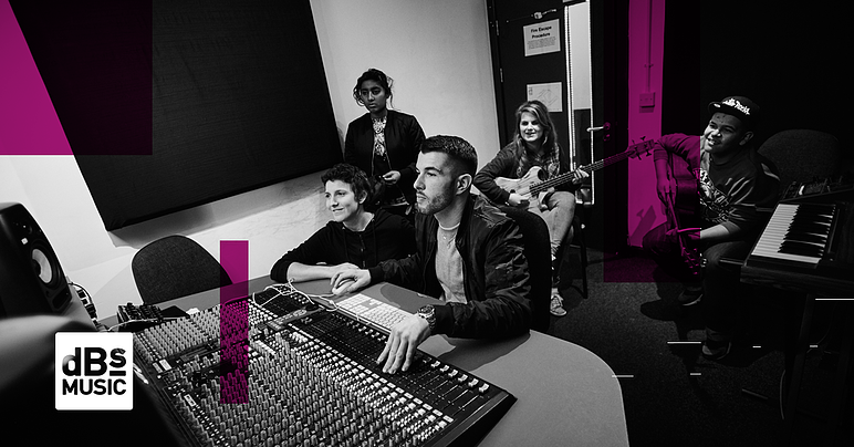 Music Production Diploma Students dBs Music Bristol