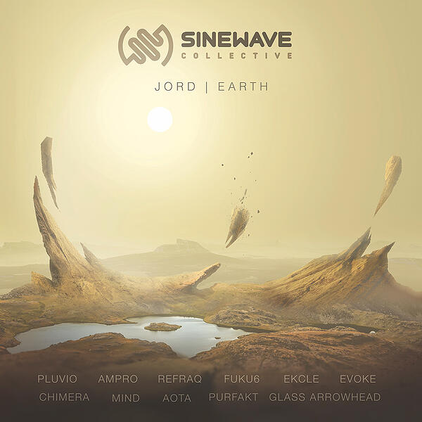Alumni Focus - Rewan Leach aka Pluvio: JORD | Earth Album cover
