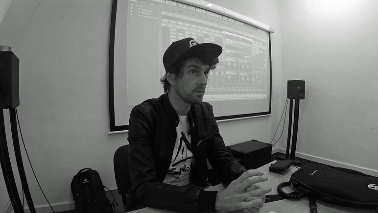 Erb N Dub Guest Lecture dBs Music Drum And Bass
