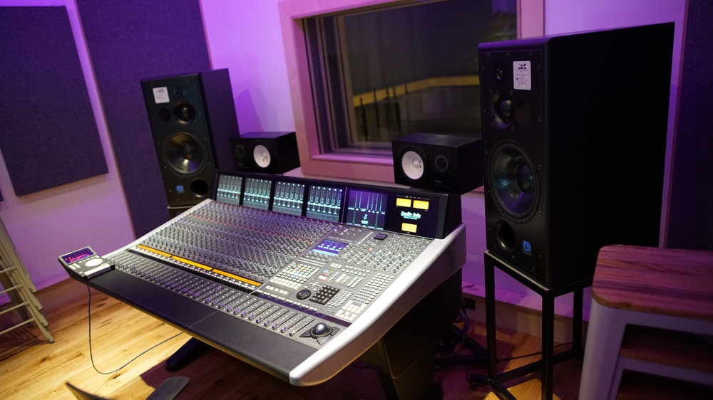 SSL Duality Studio dBs Music