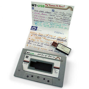 Mix Tape USB Christmas gift music