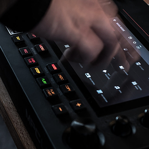 The Field Recorder - Mobile setup with the Akai MPC Live