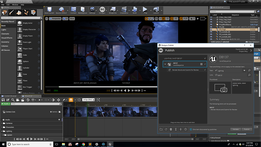 The Best Free Tools for Building Your Own Video Game - A look inside the Unreal Engine